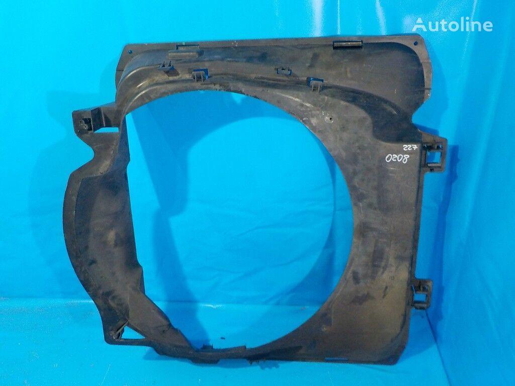 кожух вентилятора Диффузор вентилятора TGA/TGS/TGX для грузовика