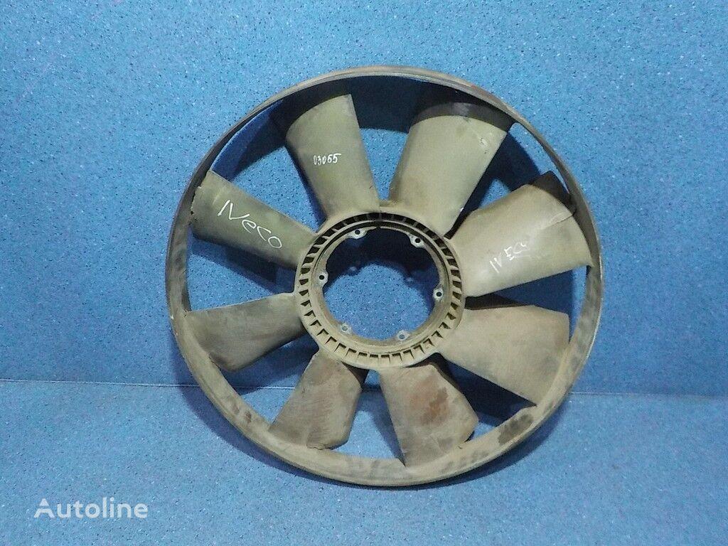 кожух вентилятора Крыльчатка вентилятора двигателя Iveco для грузовика