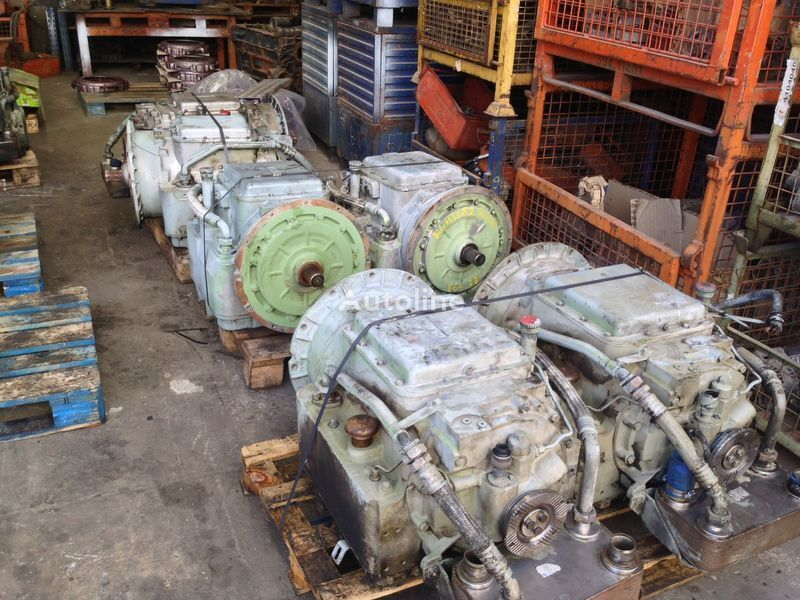 КПП  y ZF VOITH 854.3-854.3E-863.3-864.3E + ZF  5hp500-5hp502c-5hp590 для автобуса