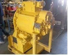 КПП CATERPILLAR Volvo ZF Getriebe / transmission для фронтального погрузчика CATERPILLAR Volvo ZF Getriebe / transmission