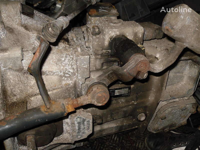 КПП IVECO 2855A 608E06 для грузовика IVECO EuroCargo