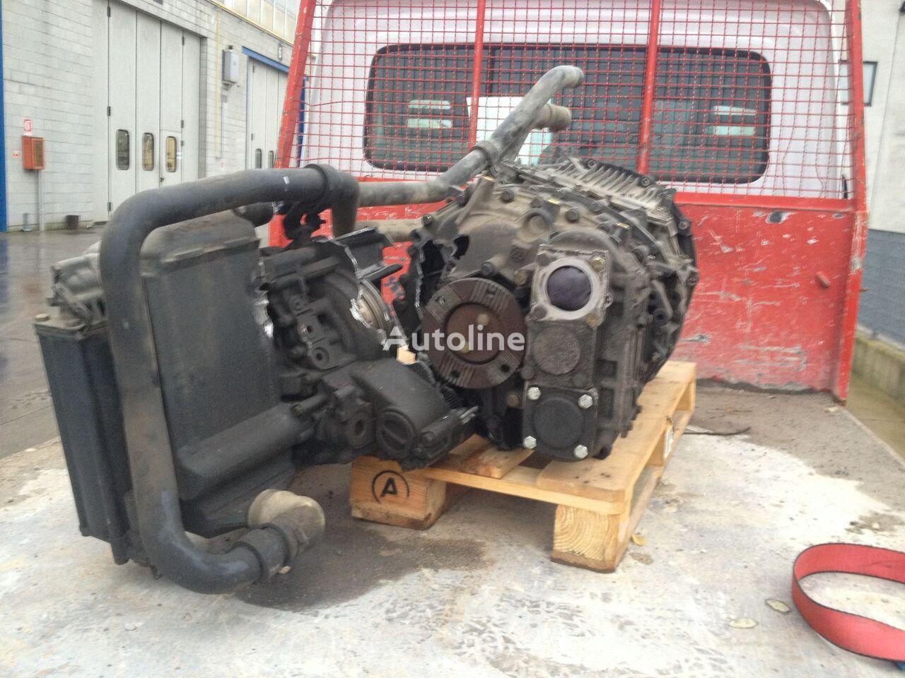КПП  ZF 12 AS 2331 TO TRAKKER для тягача IVECO TRAKKER E5