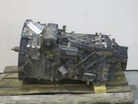 КПП MAN 16S151 + PSE для грузовика MAN