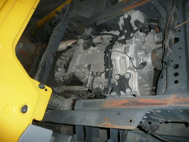 КПП  G100-12 Mechanisch Atego G100-12 для тягача MERCEDES-BENZ Atego 23-28