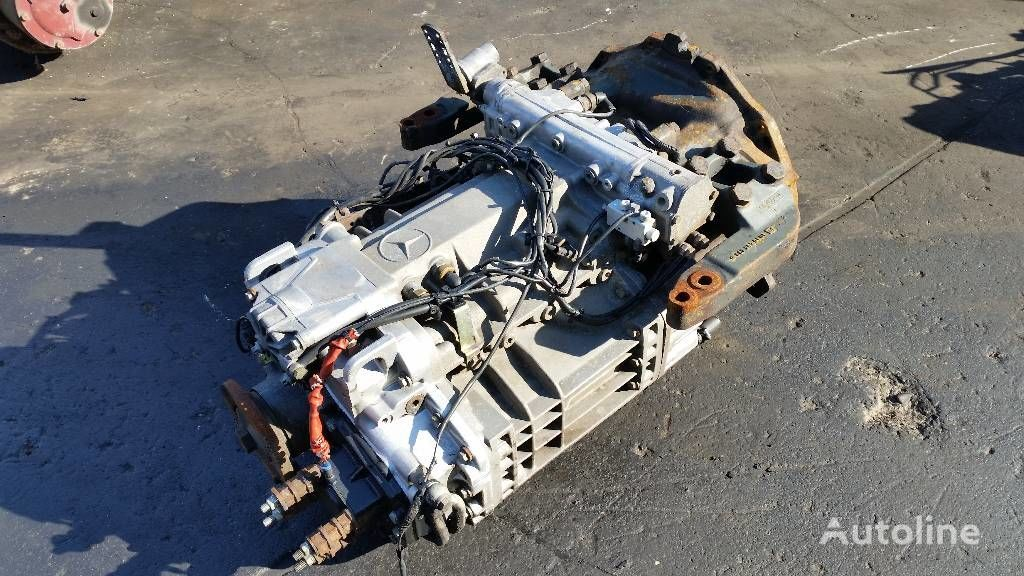 КПП MERCEDES-BENZ G135 Eps handgeschakeld для грузовика MERCEDES-BENZ G135 Eps handgeschakeld
