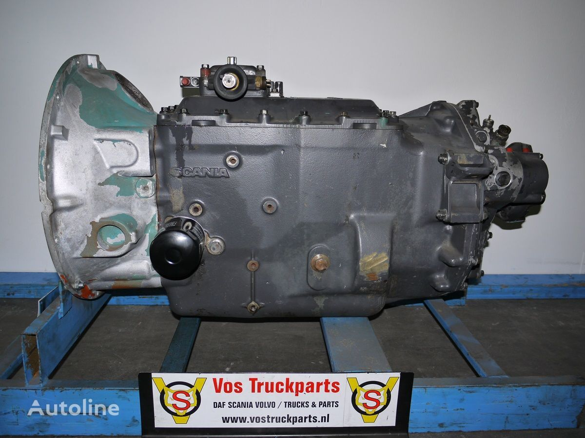 КПП для грузовика SCANIA SC-3 GR-900