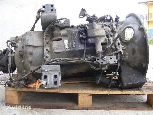 КПП для грузовика SCANIA převodovka GR 900 /GRS900