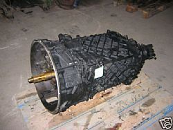 КПП ZF 16 S 181IT für MAN, DAF, Iveco, Renault