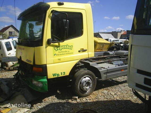КПП ZF G6-60 для грузовика MERCEDES-BENZ ATEGO 818