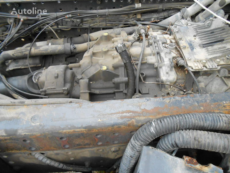 КПП ZF INTARDER Part. 1327 046 017 Customer   12 AS 2331 TO для грузовика IVECO Trakker E5