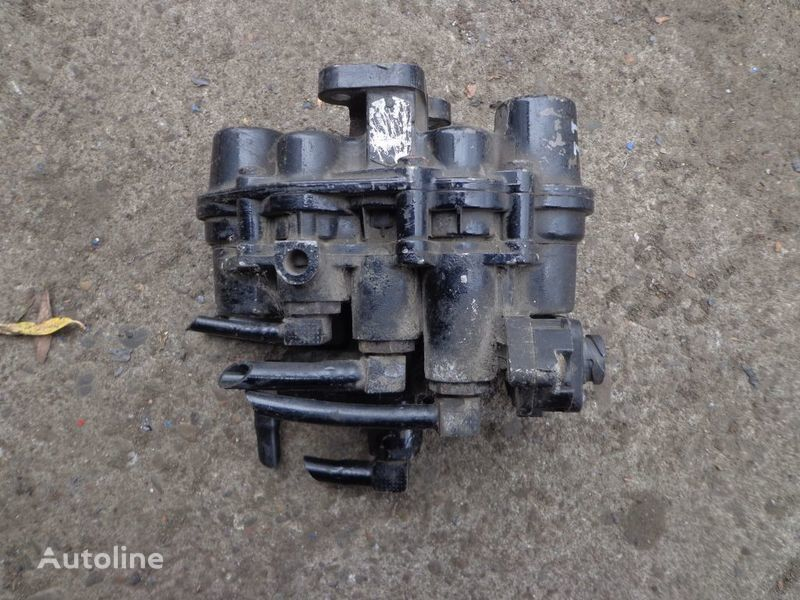 кран  Knorr-Bremse для тягача DAF XF