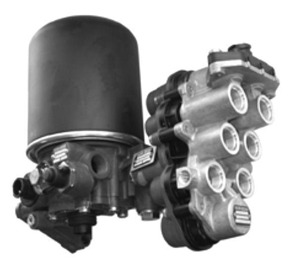 новый кран IVECO 41033006 41211262 41211392 41285081 5801414923 KNORR для грузовика IVECO STRALIS