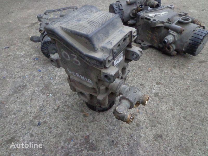 кран  Knorr-Bremse для тягача SCANIA 124, 114, 94
