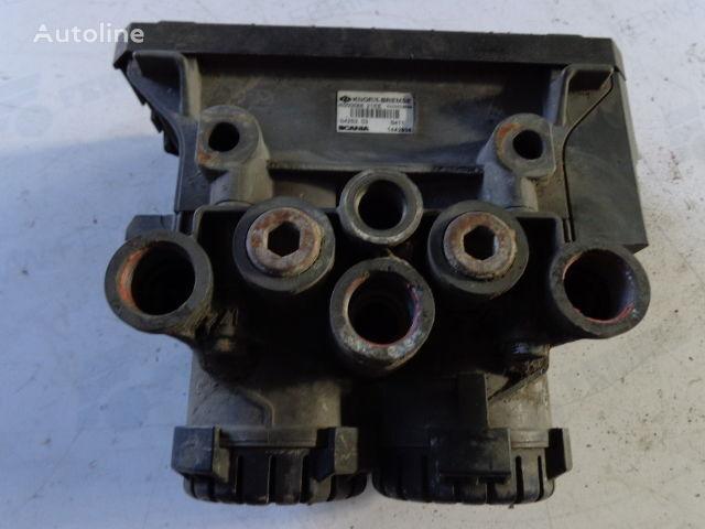 кран SCANIA Knorr bremse axle modulator kran 1442936, 1425183, 1793024, 1790 для тягача SCANIA