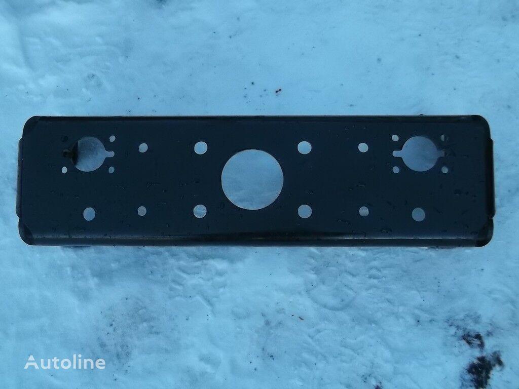 крепежные элементы  Торцевая поперечная балка для грузовика