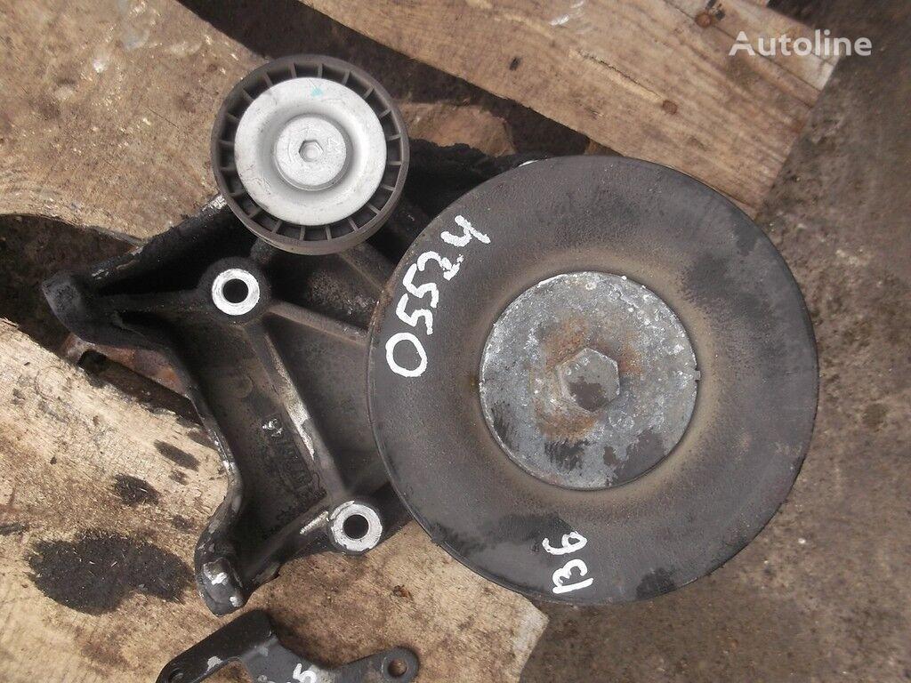крепежные элементы  Кронштейн компрессора кондиционера Scania для грузовика