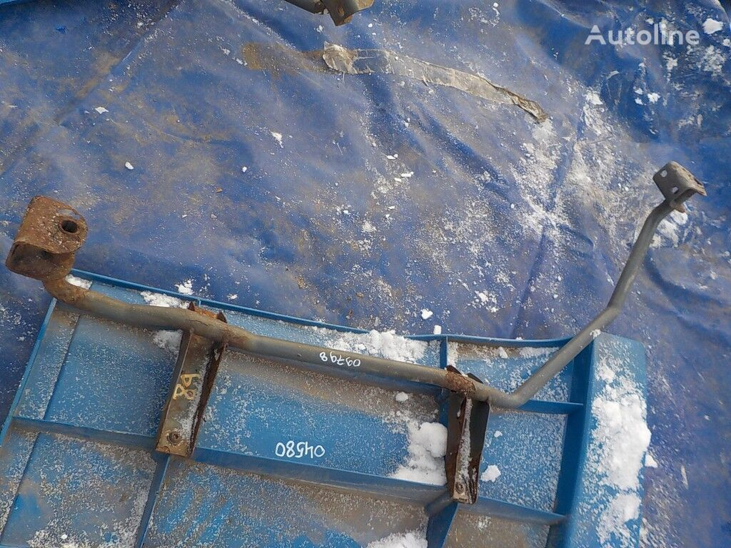 крепежные элементы  Кронштейн бокового спойлера RH MAN для грузовика