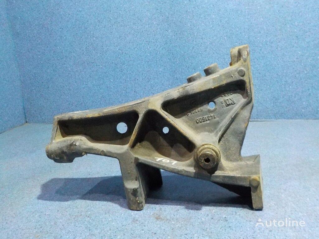 крепежные элементы Кронштейн буксировочный для грузовика