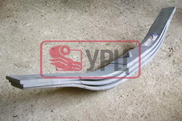 листовая рессора  BPW, SAF для полуприцепа