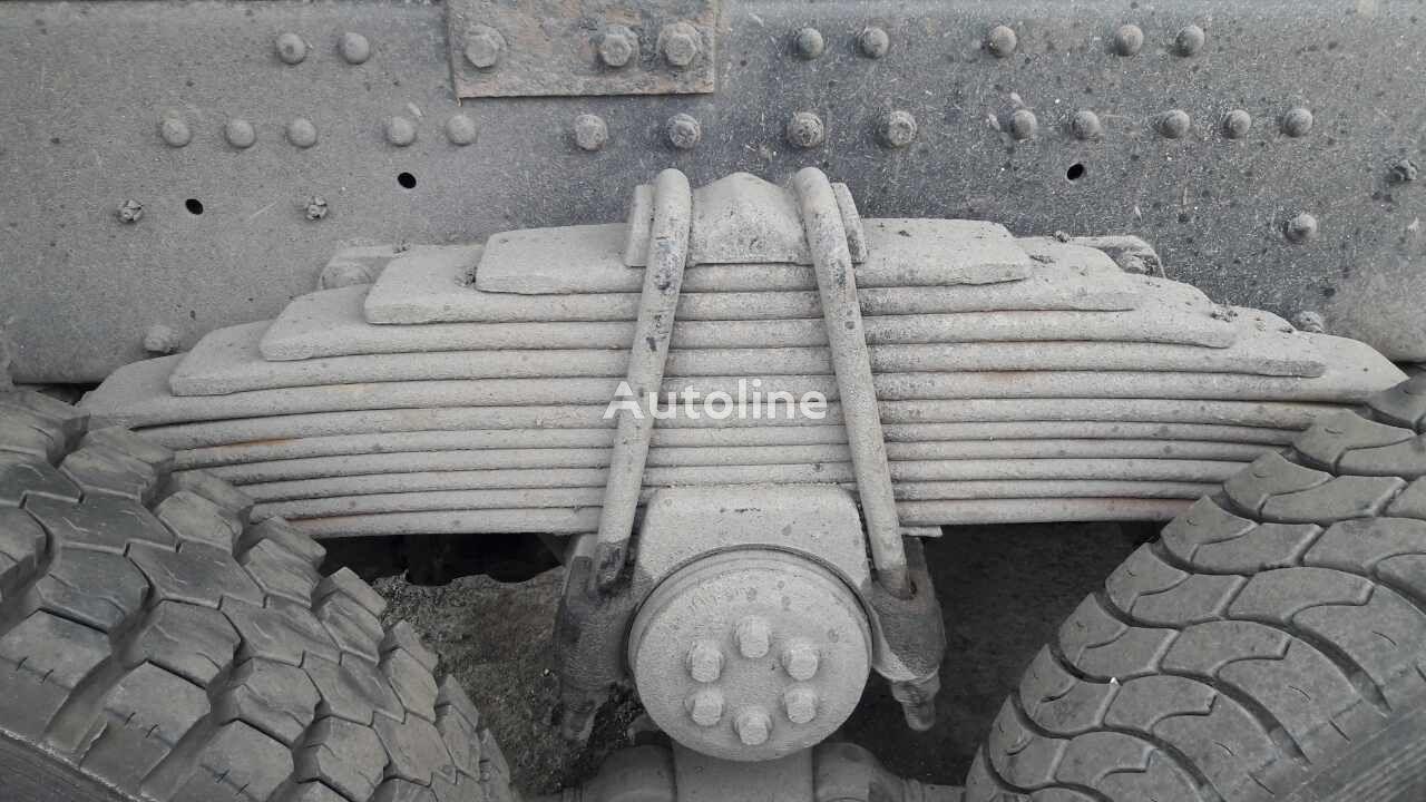 листовая рессора MAN Ресори передние задние для грузовика MAN FE