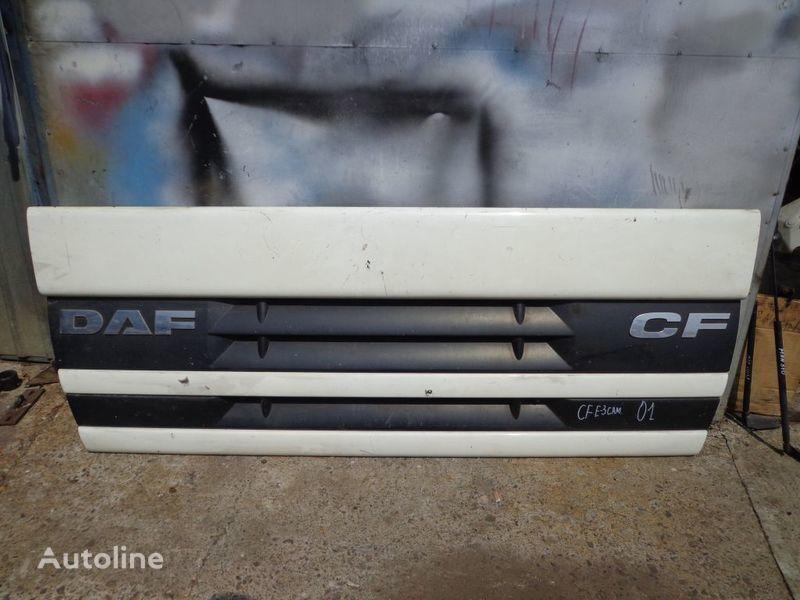 облицовка  Капот для тягача DAF CF