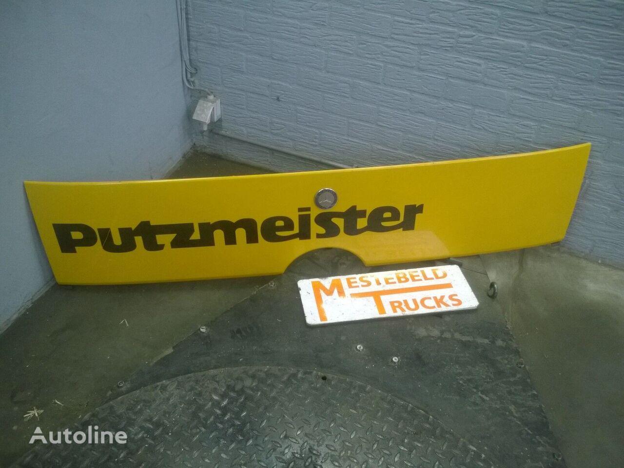 облицовка MERCEDES-BENZ для тягача MERCEDES-BENZ Frontplaat boven grille
