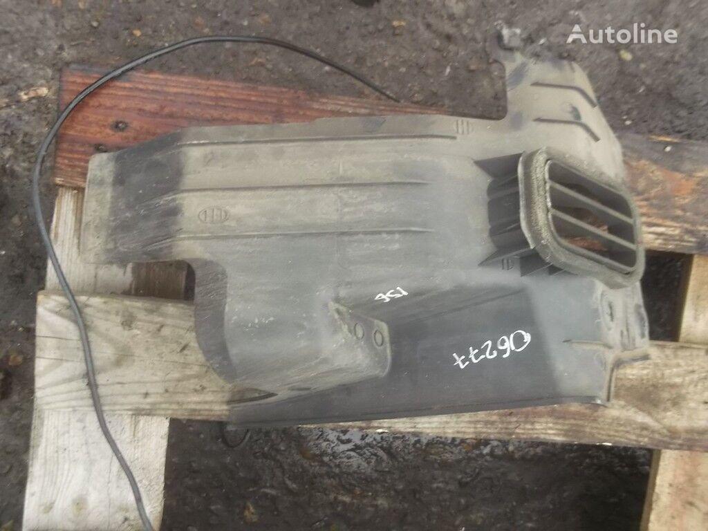 облицовка Обшивка педального узла для грузовика MERCEDES-BENZ