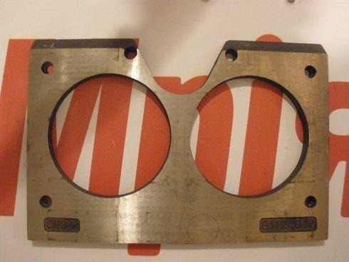 очковая плита Износостойкие (плиты трения) MECBO для автобетононасоса