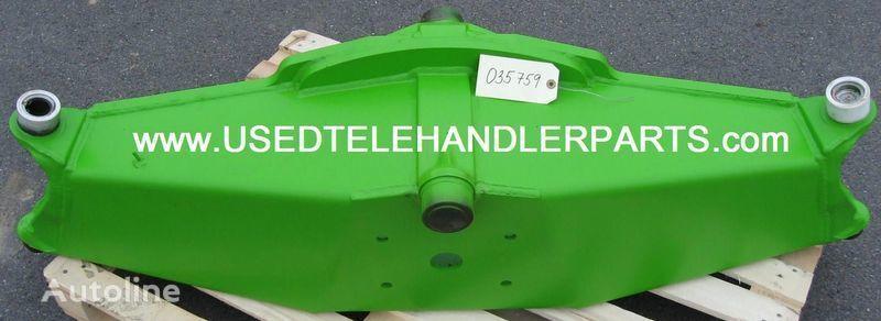 ось  rám nápravy zadní č. 035759 для фронтального погрузчика MERLO