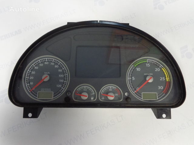 панель приборов IVECO Instrument cluster dashboard 504276234, 504226363 (WORLDWIDE DEL для тягача IVECO STRALIS Euro 5