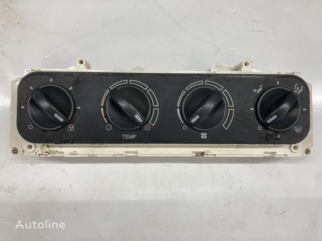 панель приборов для тягача MAN Bedieningspaneel kachel TGL