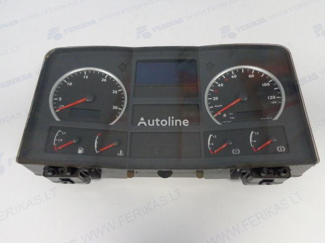 панель приборов MAN Siemens VDO Automative AG 81272026154 для тягача MAN