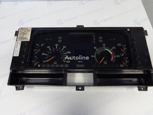 панель приборов  Instrument cluster 0014462021