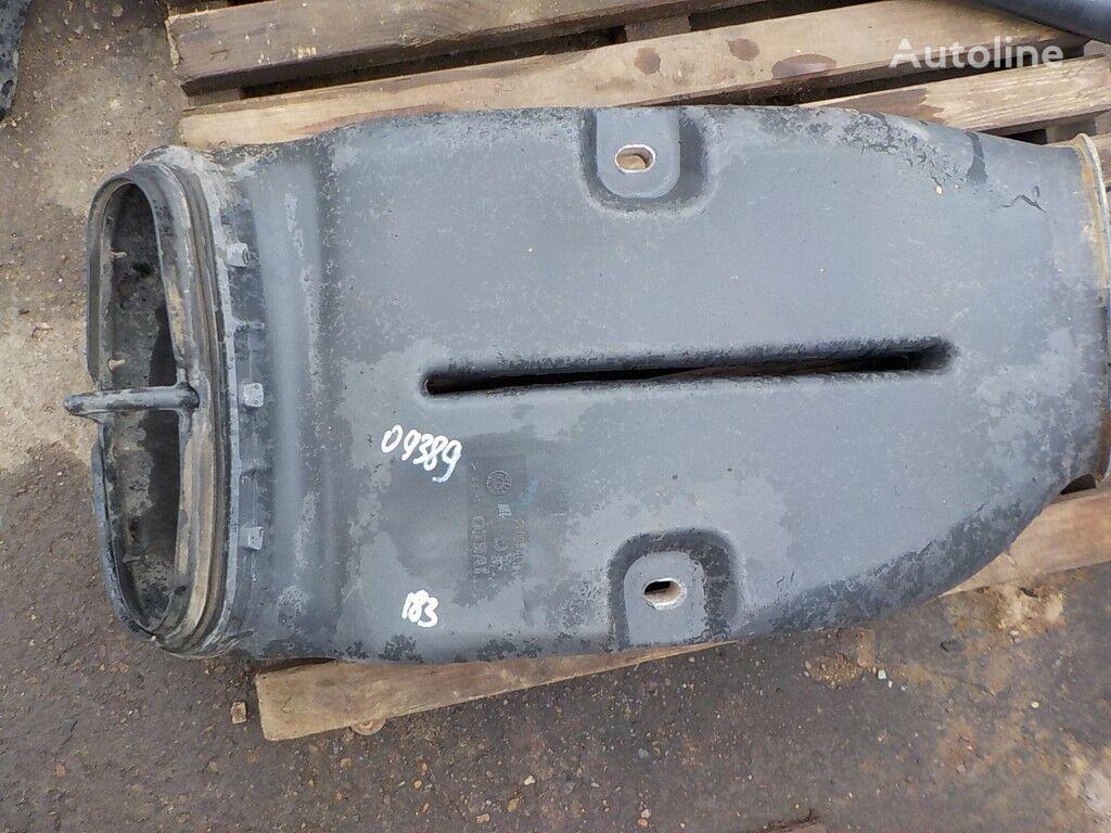 патрубок  воздушного фильтра Iveco для грузовика