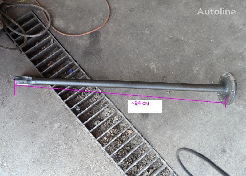 полуось  DAF на 28 шлицов , длина 94 см. для грузовика DAF 45 LF