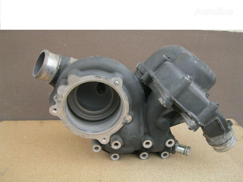 помпа охлаждения двигателя DAF WODY - OBUDOWA для тягача DAF XF 105