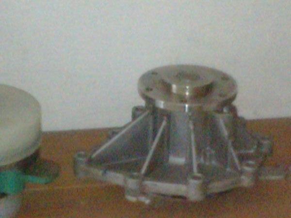 новая помпа охлаждения двигателя MAN 51065007049 55200114 LASO, Gery для тягача MAN TGA