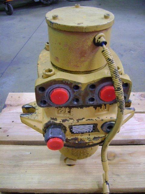 поворотный редуктор LIEBHERR Motore di rotazione для другой спецтехники LIEBHERR