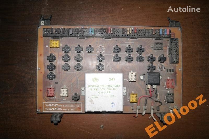 предохранительная коробка DAF для грузовика DAF KASETA SKRZYNKA TABLICA BEZPIECZNIKÓW DAF 0223698