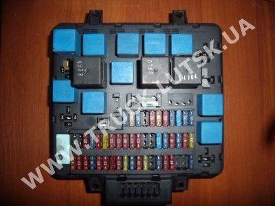 предохранительная коробка RENAULT Предохранителей для грузовика RENAULT