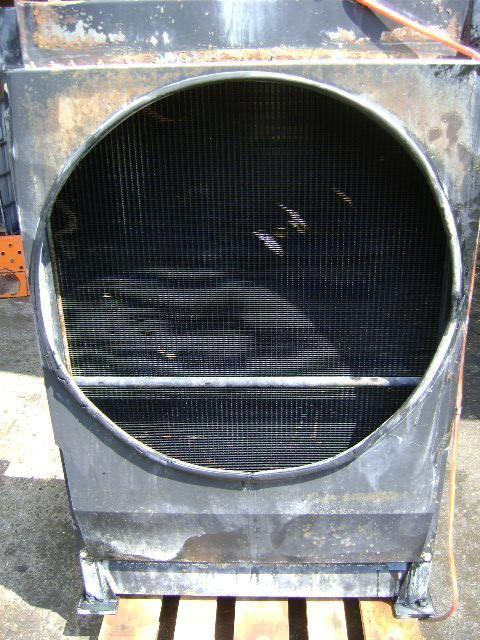 радиатор охлаждения двигателя FIAT для экскаватора FIAT Hitachi W 190 Evolution