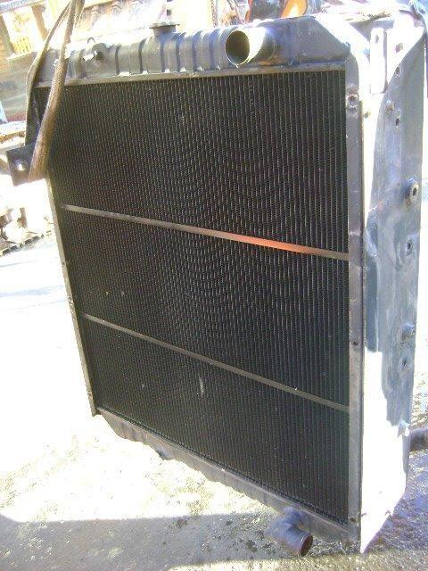 радиатор охлаждения двигателя для экскаватора FIAT-HITACHI