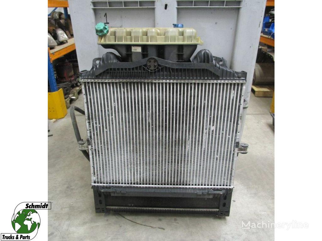радиатор охлаждения двигателя MAN для экскаватора MAN  TGA