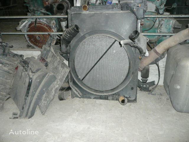 радиатор охлаждения двигателя  Kuehler Packett komplett для грузовика MERCEDES-BENZ 1841/44 2007