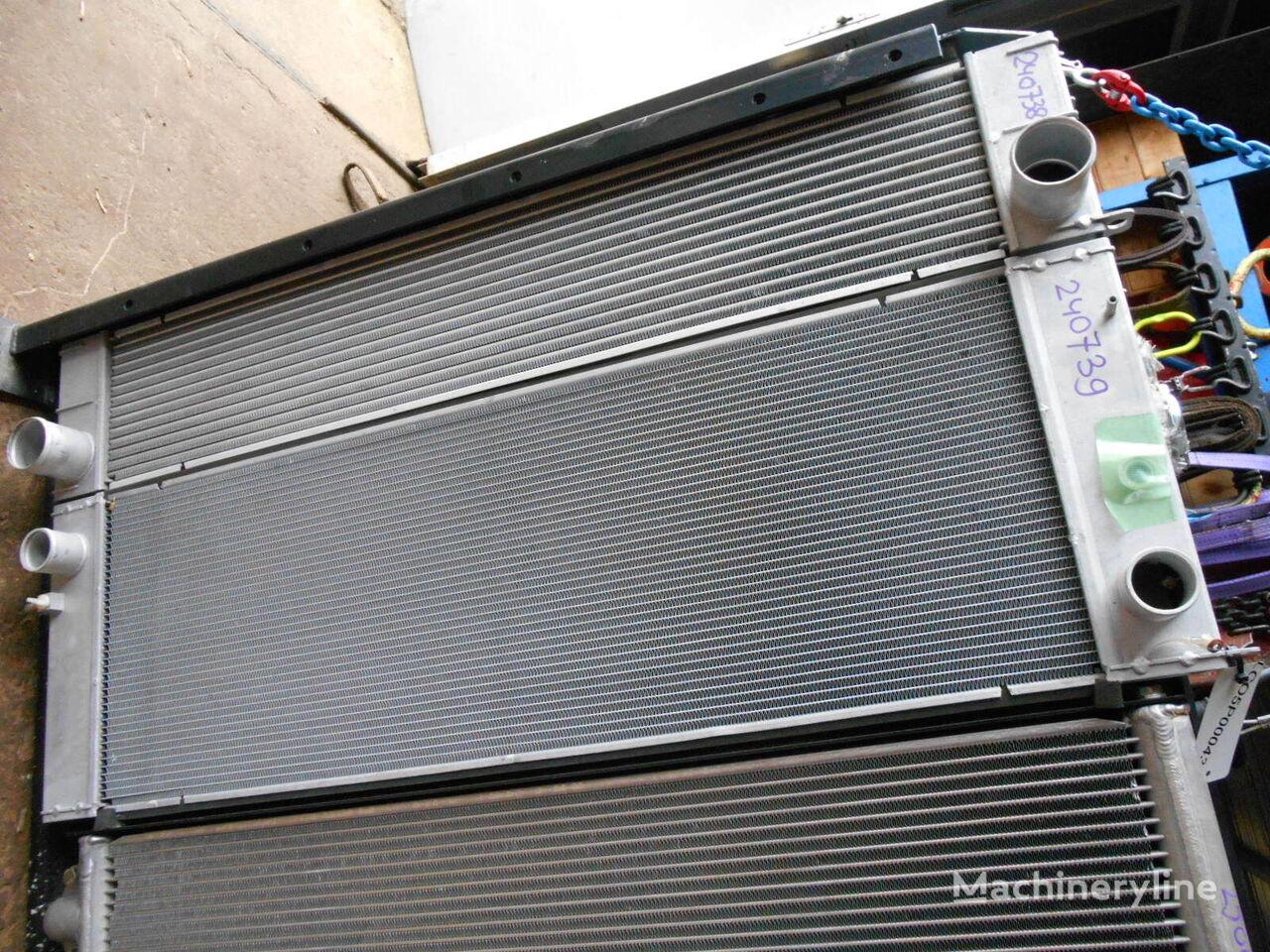 радиатор охлаждения двигателя NEW HOLLAND T.Rad 1451-112-8011 для экскаватора NEW HOLLAND Kobelco E385B