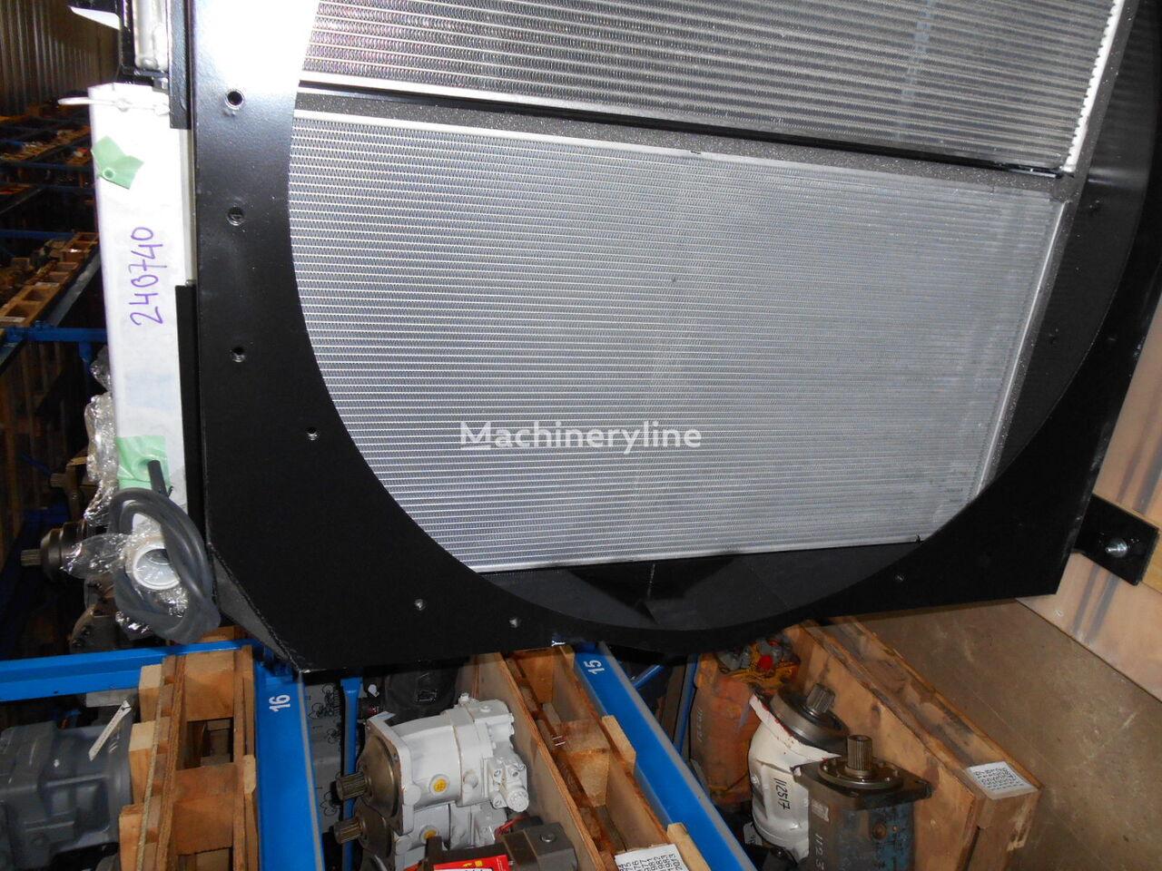 радиатор охлаждения двигателя NEW HOLLAND T.Rad 1771-147-8011 для экскаватора NEW HOLLAND Kobelco E485B
