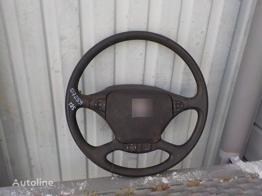 руль  Scania без AIR BAG для грузовика