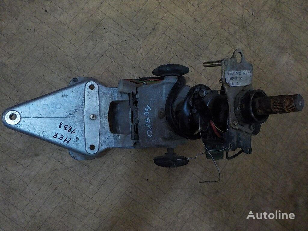 рулевая рейка  Рулевая колонка в сборе,мех.регулировка для грузовика MERCEDES-BENZ