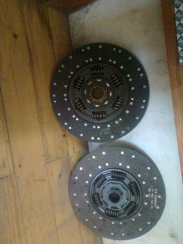 новое сцепление  KAWE Holland, SACHS Typ 1862519240  343013610  0152507103  1878634024 для тягача MERCEDES-BENZ актрос
