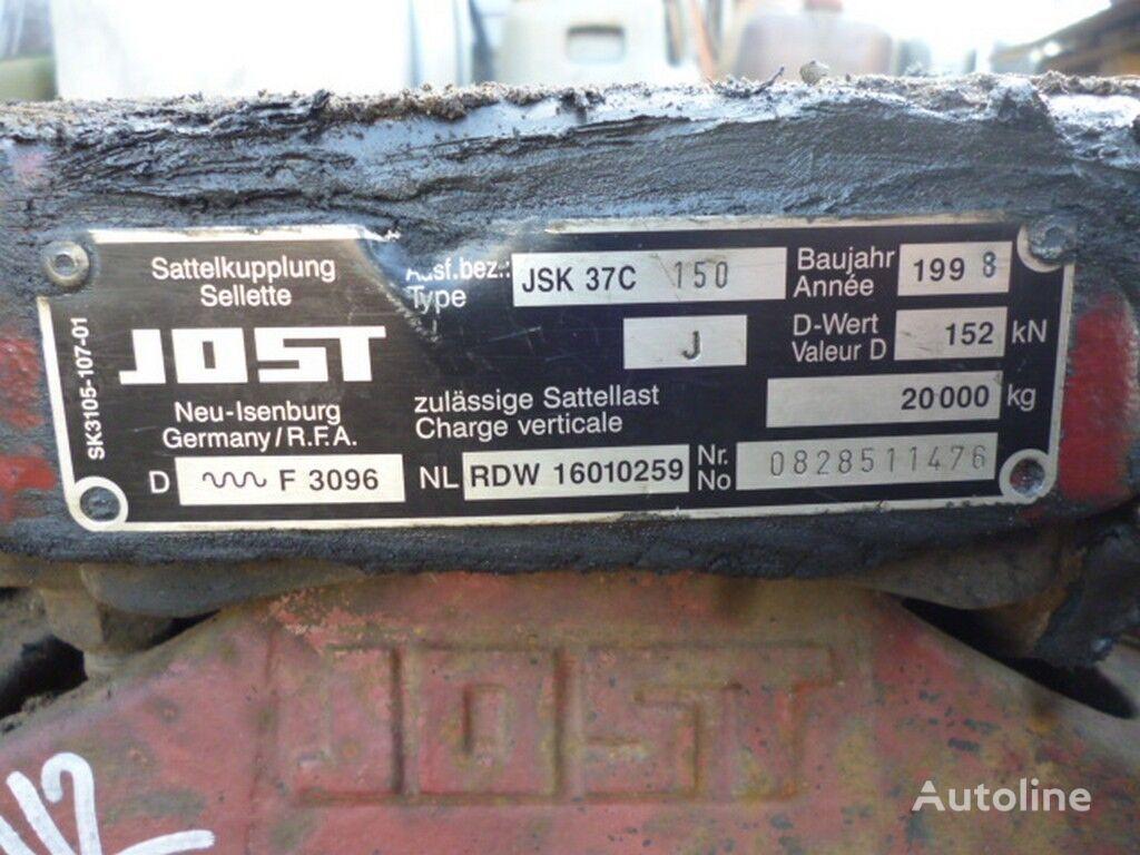 седельное устройство JOST В=150 Д=880 Ш=405 для грузовика